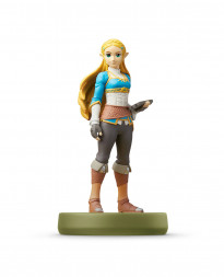 AMIIBO ZELDA BREATH OF THE WILD PRINCESA ZELDA