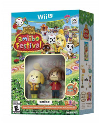 ANIMAL CROSSING AMIIBO FESTIVAL AMIIBOS BUNDLE