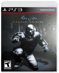 BATMAN ARKHAM ORIGINS ANARCHY