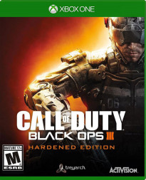 CALL OF DUTY BLACK OPS III HARDENED EDITION