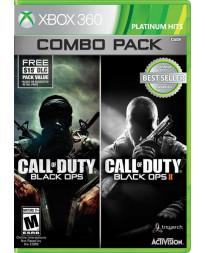 CALL OF DUTY BLACK OPS DUAL PACK