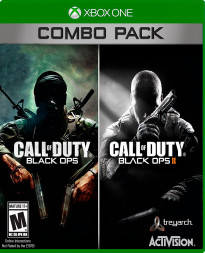 CALL OF DUTY BLACK OPS 1 Y 2 COMBO PACK