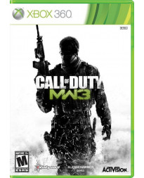 CALL OF DUTY MODERN WARFARE 3 WITH DLC