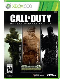 CALL OF DUTY MODERN WARFARE TRILOGY