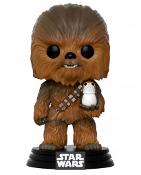 FIGURA POP STAR WARS THE LAST JEDI CHEWBACCA