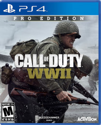CALL OF DUTY WWII PRO EDITION