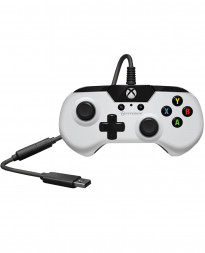 CONTROL RETRO X91 HYPERKIN PARA XBOX ONE Y PC BLANCO