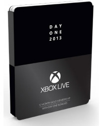 TARJETA XBOX LIVE GOLD 12 MESES DAY ONE EDITION