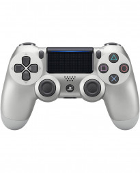 PlayStation Controler DualShock4 Silver - PlayStation 4 Standard Edition