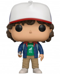 POP STRANGER THINGS DUSTIN WITH COMPASS