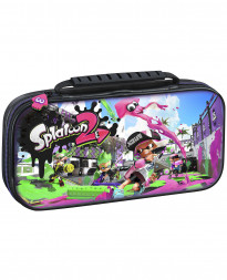 ESTUCHE PARA NINTENTO SWITCH SPLATOON 2