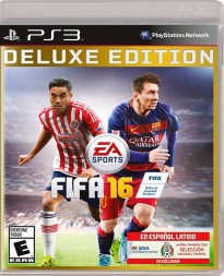 FIFA SOCCER 16 DELUXE EDITION