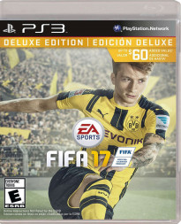 FIFA SOCCER 17 DELUXE EDITION