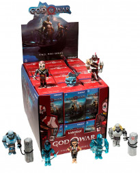 FIGURA GOD OF WAR MINI SERIES