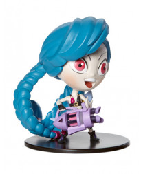 FIGURA LEAGUE OF LEGENDS JINX