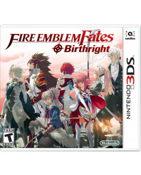FIRE EMBLEM FATES BIRTHRIGHT