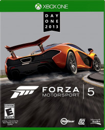 FORZA MOTORSPORT 5 DAY ONE EDITION