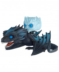 FIGURA POP GAME OF THRONES NIGHT KING Y ICY VISERION