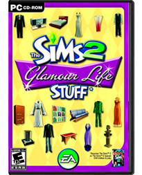 SIMS 2 GLAMOUR LIFE AND STUFF