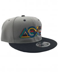 c3d5c695210 GORRA SNAPBACK NEGRA ASSASSINS CREED ORIGINS LOGO para PRO - GamePlanet