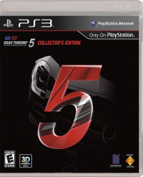 GRAN TURISMO 5 COLLECTOR'S EDITION