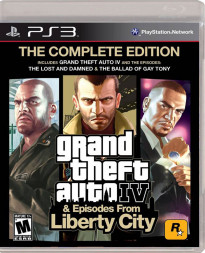 GRAND THEFT AUTO IV COMPLETE