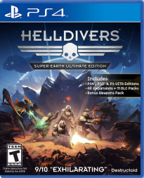 HELLDIVERS SUPEREARTH ULTIMATE EDITION