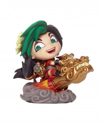 FIGURA LEAGUE OF LEGENDS JINX ARTIFICIERA