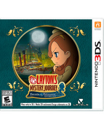 LAYTONS MYSTERY JOURNEY KATRIELLE AND THE MILLIONAIRES CONSPIRACY