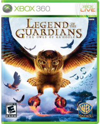 THE LEGEND OF THE GUARDIANS: THE OWLS OF GA'HOOLE