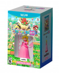 MARIO PARTY 10 AND AMIIBO PEACH