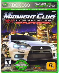 MIDNIGHT CLUB LA COMPLETE EDITION