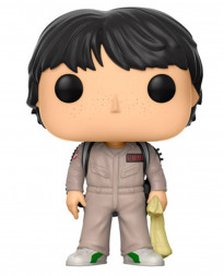 FIGURA POP STRANGER THINGS GHOSTBUSTER MIKE