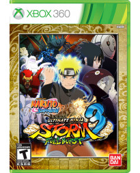 NARUTO SHIPPUDEN ULTIMATE STORM 3 FULL BURST