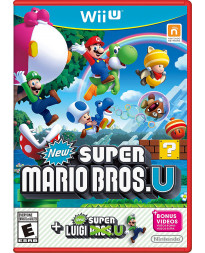 NEW SUPER MARIO BROS U WITH NEW SUPER LUIGI U