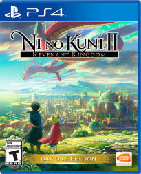 NI NO KUNI II REVENANT KINGDOM DAY ONE EDITION