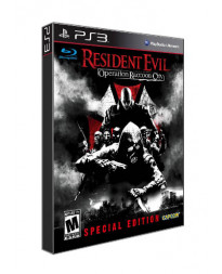 RESIDENT EVIL OPERATION RACCOON CITY SPECIAL EDITION