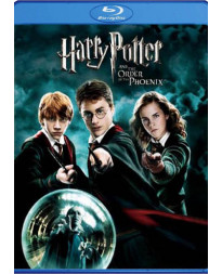 HARRY POTTER & THE ORDER OF THE PHOENIX