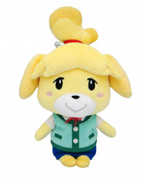 PELUCHE ANIMAL CROSSING ISABELLE 20 CM