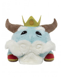 PELUCHE LEAGUE OF LEGENDS REY PORO