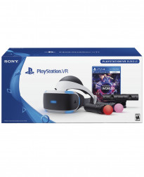 PLAYSTATION 4 VR WORLDS BUNDLE