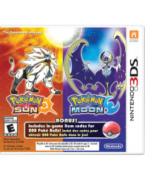 POKEMON SUN AND MOON DUAL PACK