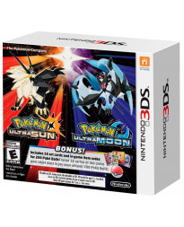 POKEMON ULTRA SUN AND ULTRA MOON VETERAN TRAINERS DUAL PACK