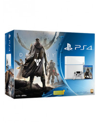 CONSOLA PLAYSTATION 4 BLANCO 500GB DESTINY