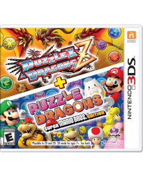 PUZZLE AND DRAGONS PLUS PUZZLE AND DRAGONS SUPER MARIO EDITION