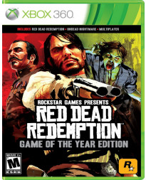 RED DEAD REDEMPTION GAME OF THE YEAR EDITION