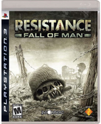 RESISTANCE FALL OF MAN.