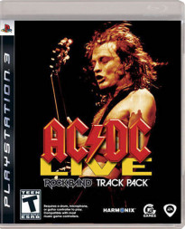 ROCK BAND TRACK PACK AC/DC