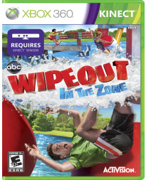 WIPEOUT IN THE ZONE KINECT