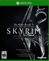 THE ELDER SCROLLS V SKYRIM REMASTERED